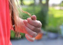 The condition of your hair and nails will worsen